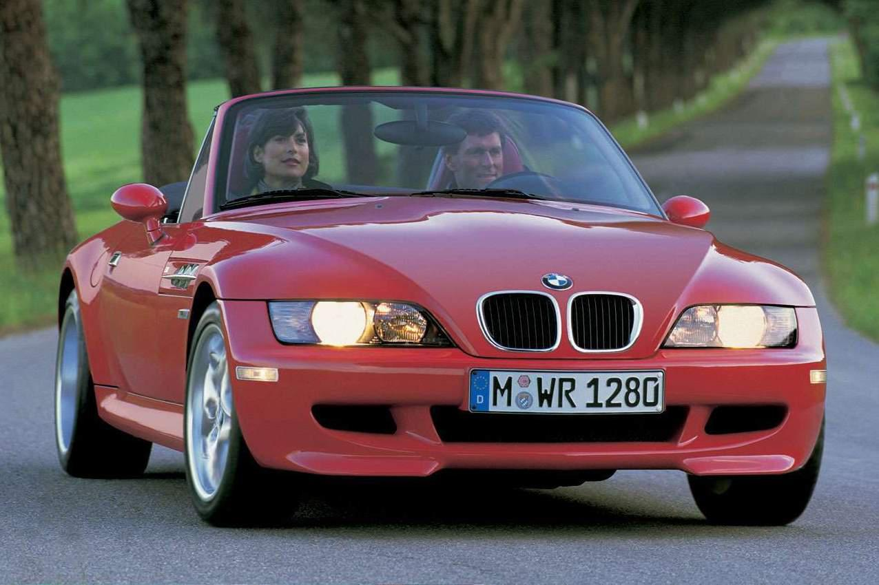 Launching the Bmw Z3 Roadster Essay Example