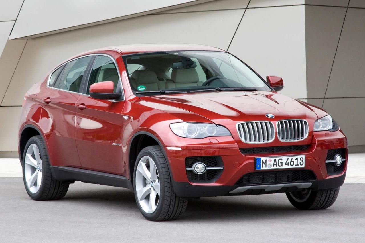 2011 Bmw X6 E71 Xdrive40d 3 0 183 Cui Diesel