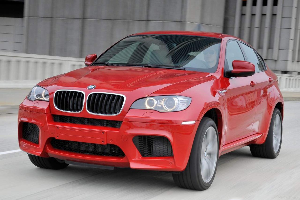 BMW X6 E71 M