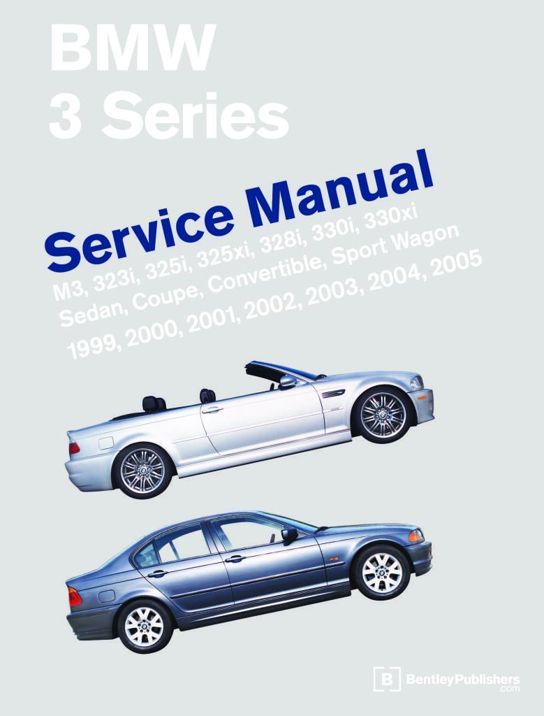 Bmw 3 Series E46 Service Manual Pdf  37 7 Mb